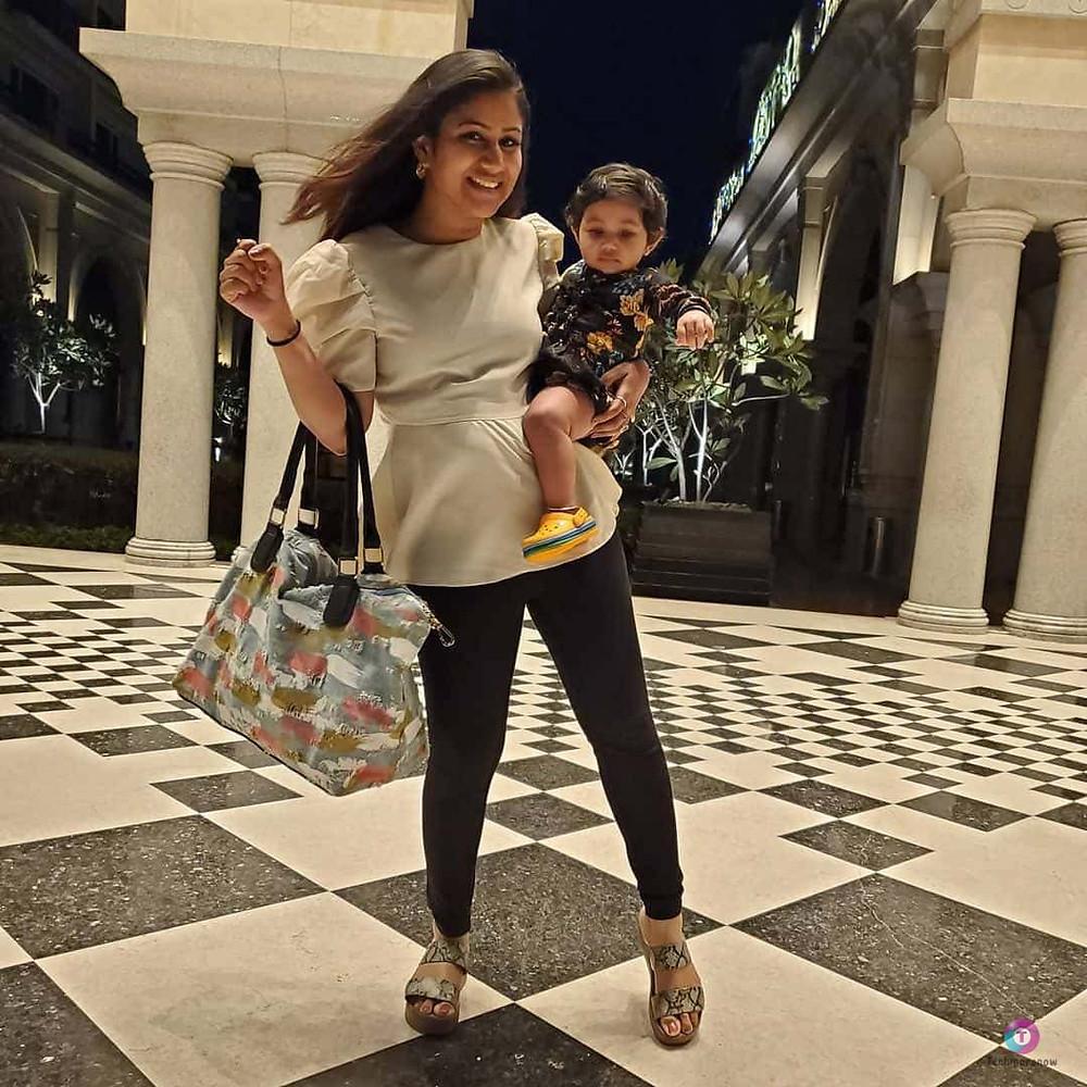 Alya Manasa Daughter