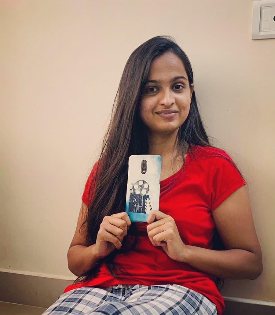 Naakout Reshma Prasad Web series