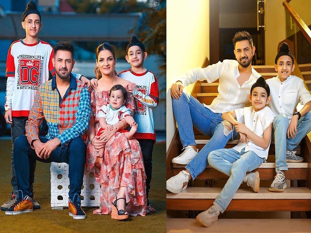 Ravneet Kaur Family