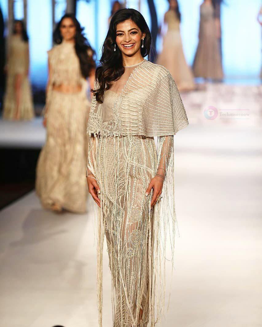 Miss Delhi Manis Sehgal Photo