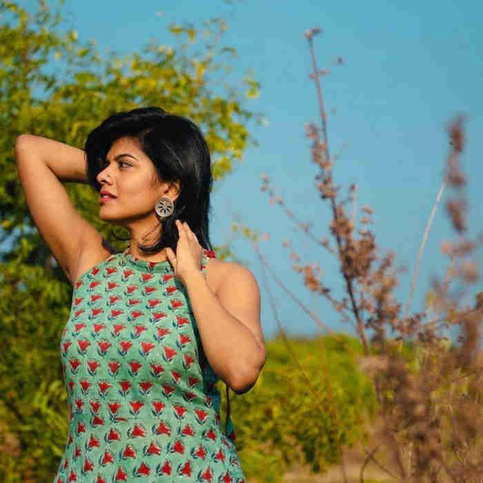 Swagatha Krishnan Latest Photos