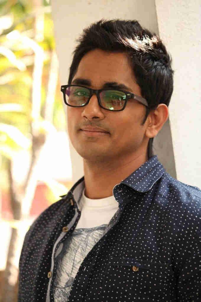 actor siddharth politics