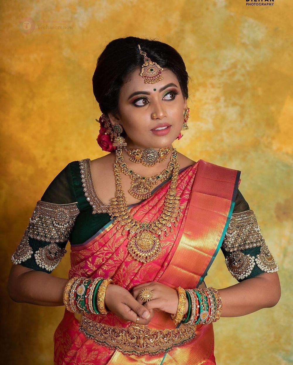Farina Azad Venba new Photos