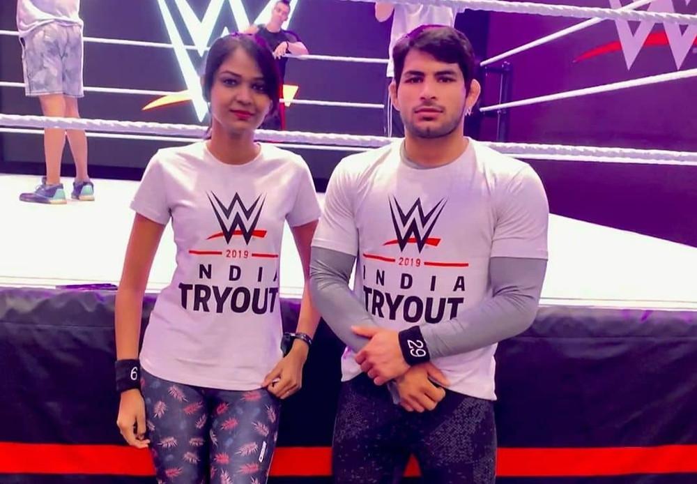 Divya Krishnamoorthy Darle WWE Biography
