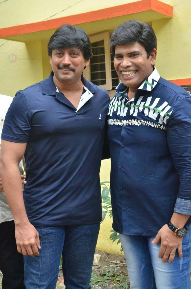 Actor Anandaraj Age and Birthday