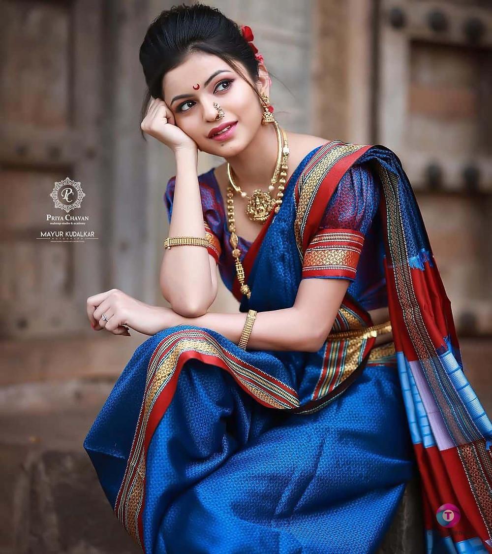 Anushri Mane HD Photos