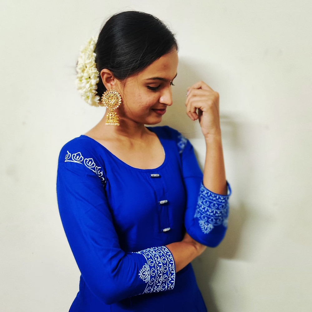 Naakout Reshma Prasad Instagram