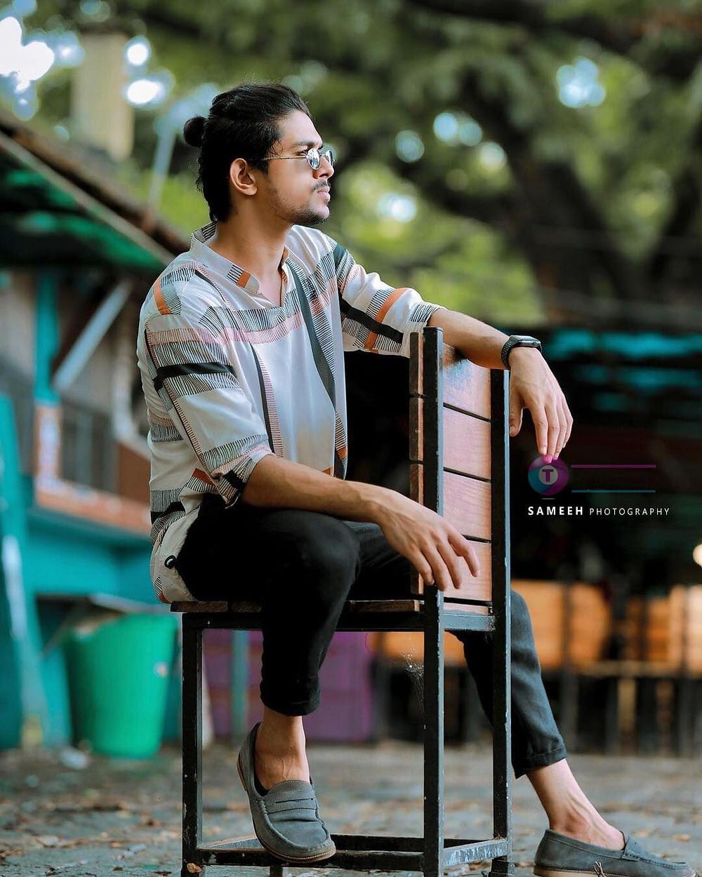 Dancer ramzan muhammed