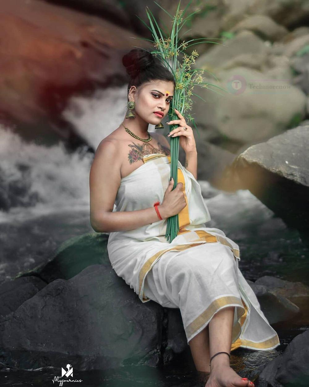 Kerala Dhanya HD Photos