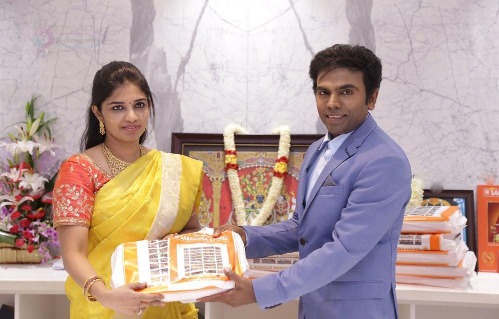 Saravanan Arul Wife