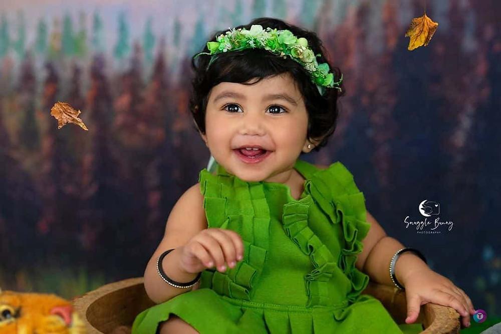 Alya Manasa Baby Name