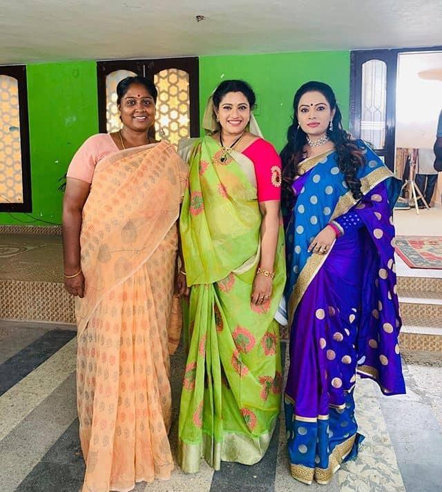 Tamil Serial Actress Aarthi Ramkumar Wiki