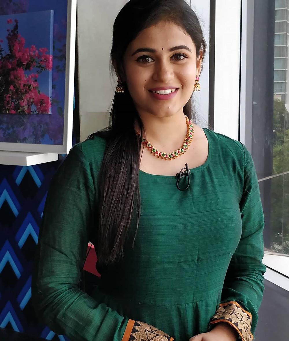 Pujitha Devaraju Actress
