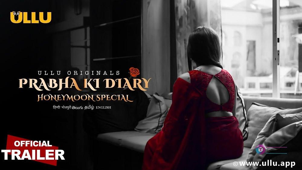 Prabha Ki Diary 2 Honeymoon Special