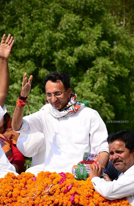 Jitin Prasada Minister