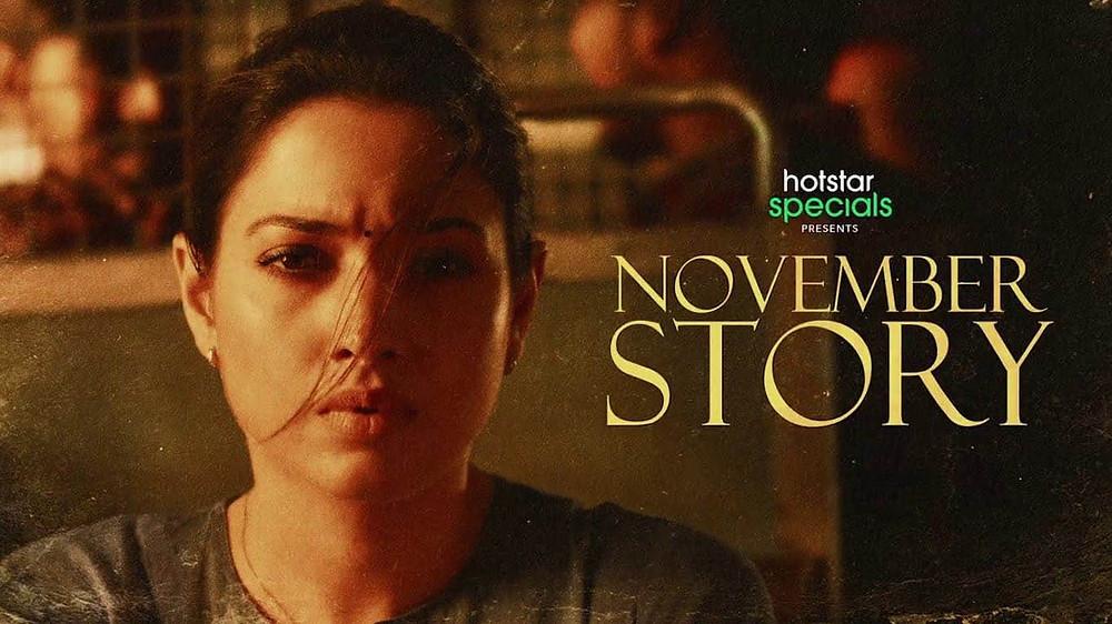 Download November Story Web Series Full Episodes