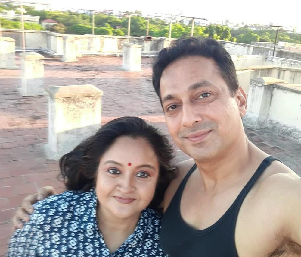 Baakyalakshmi Gopi Wife   Sathish Kumar