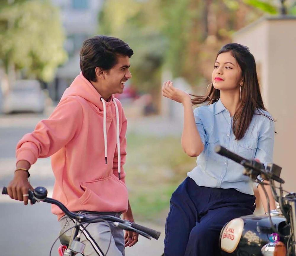 anushri mane and adinath jadhav