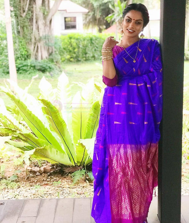 Chandrika Ravi Latest Images