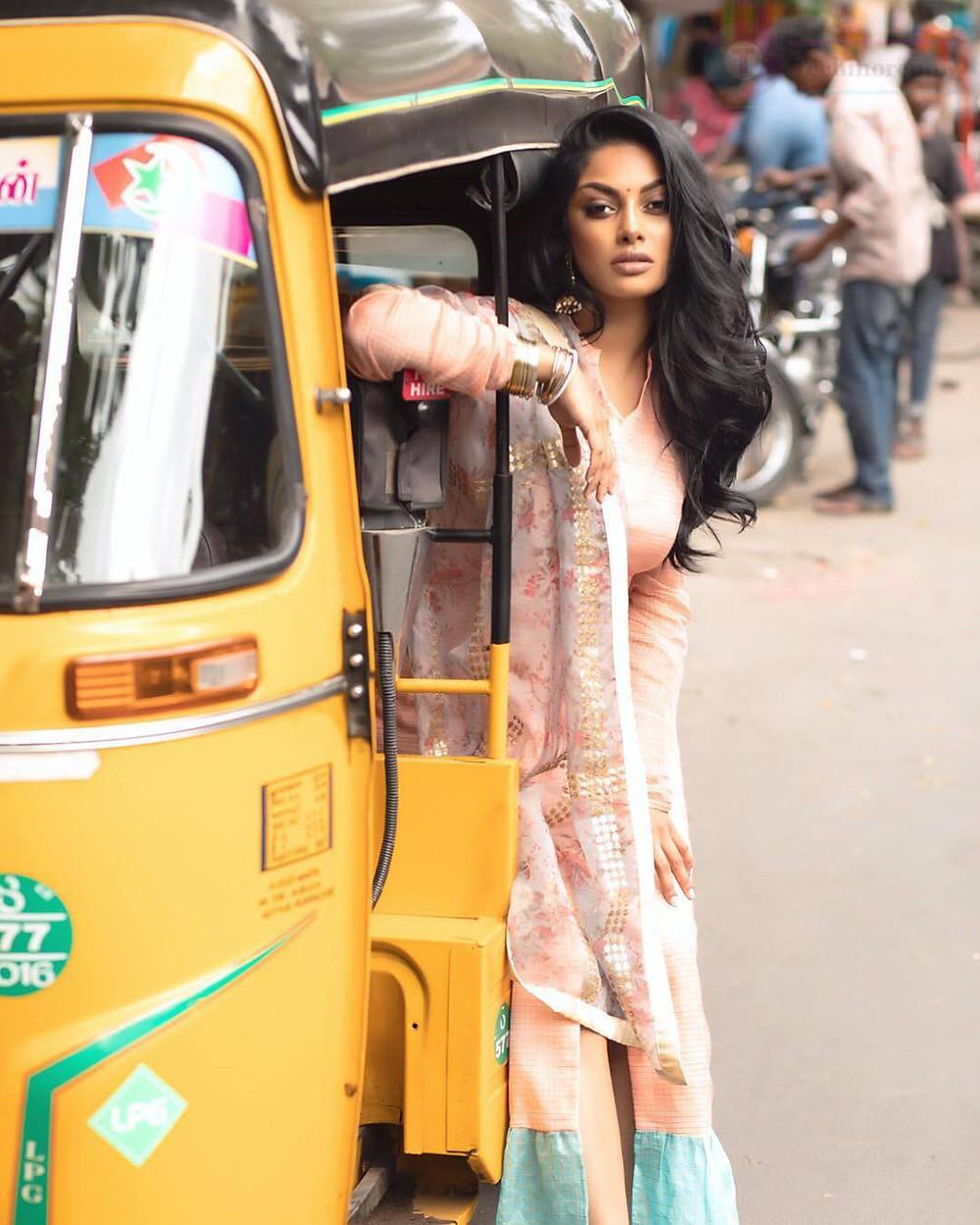 Chandrika Ravi Latest photos