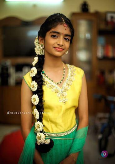 Sekhar Master daughter Age