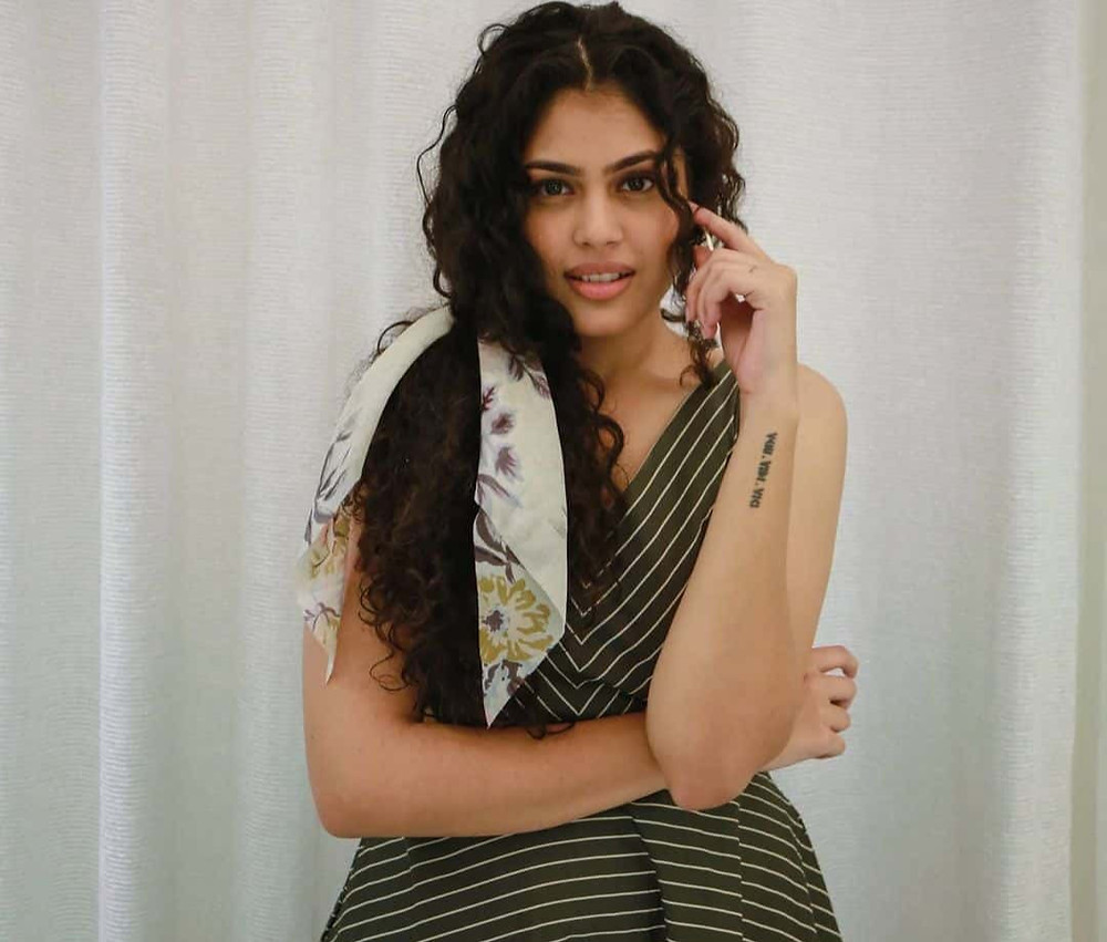 Actress Faria Abdullah