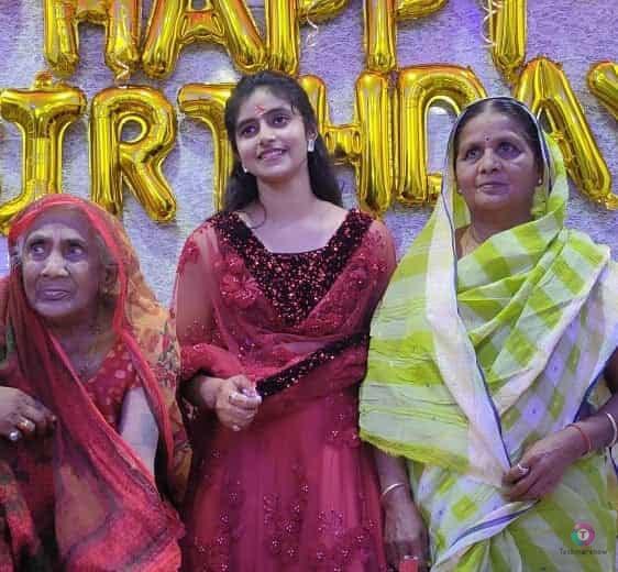 Sanchita Basu Family