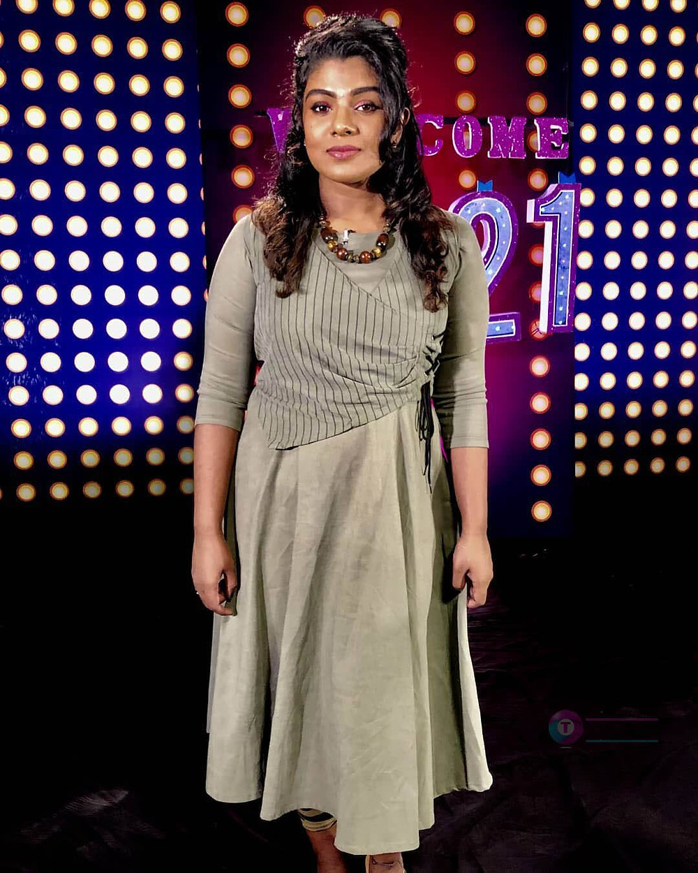 Lekshmi Jayan Star Singer