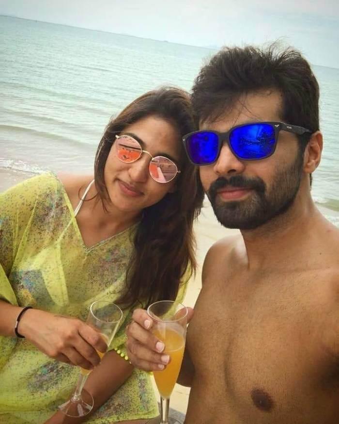 Adith Arun Girlfriend