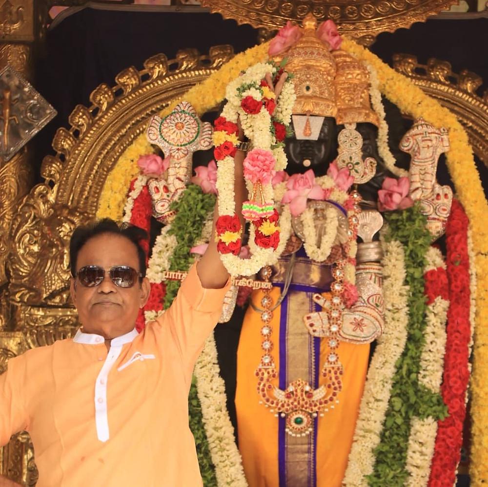 Siva Shankar Baba News