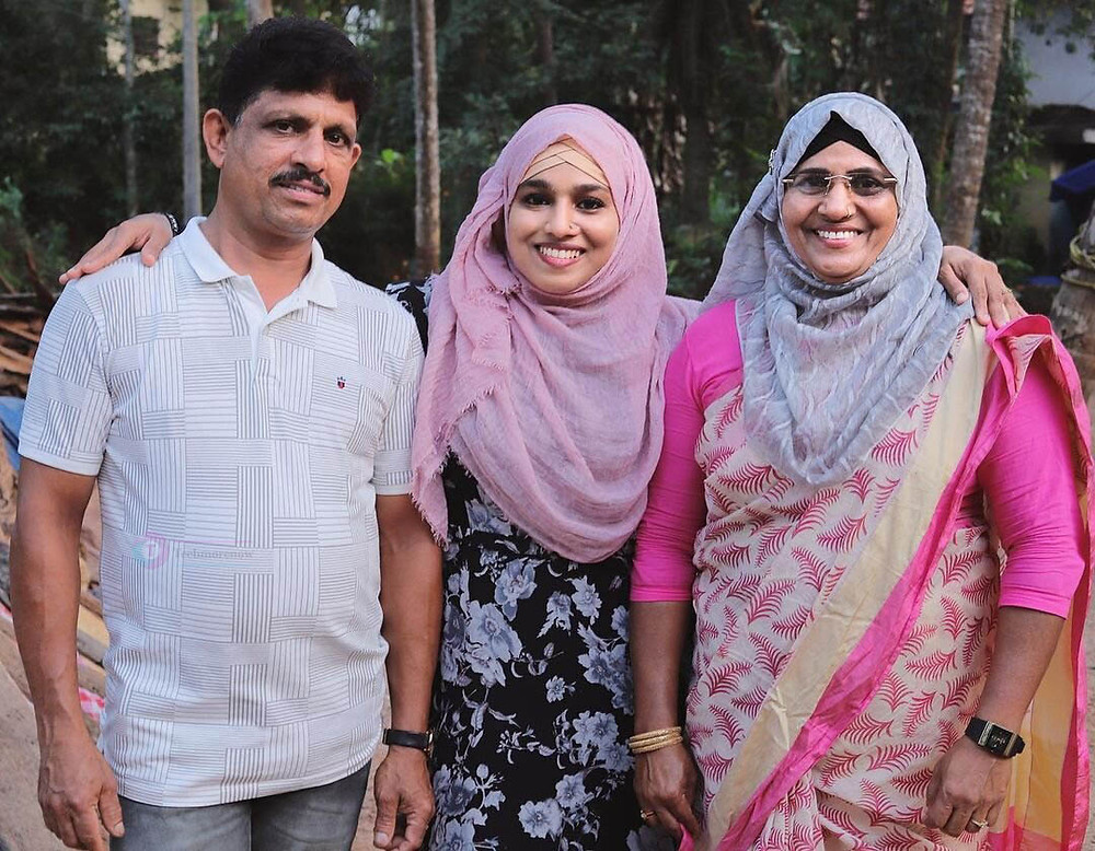 Bigg Boss Majiziya Bhanu Family