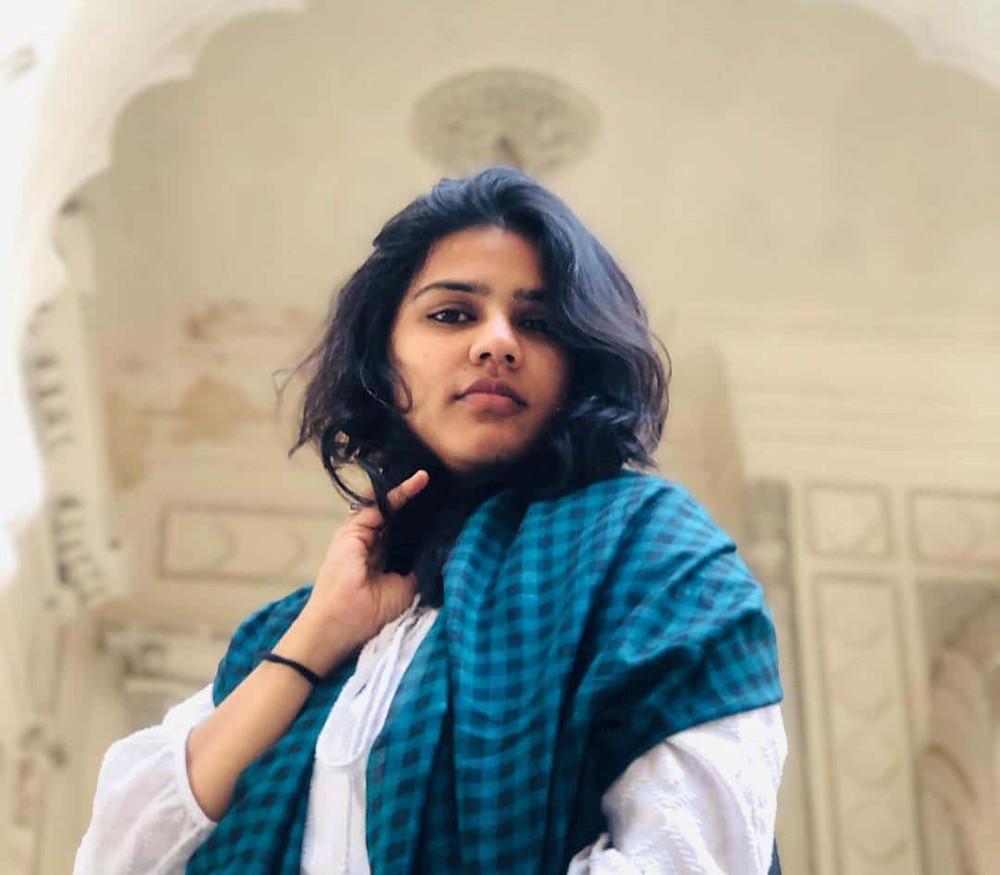 Pranita Jonnalagedda Biography