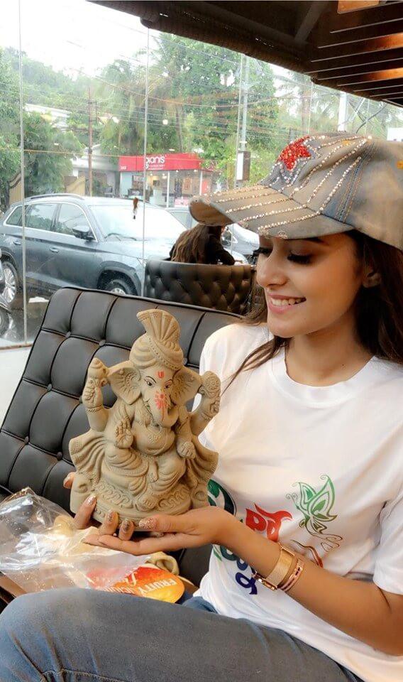 Stefy Patel Miss India 2018