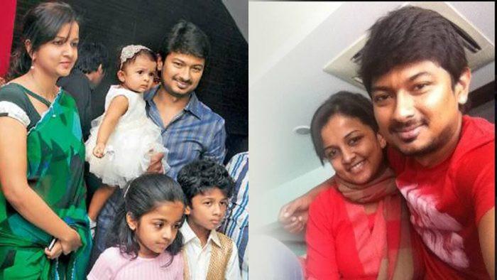 Kiruthiga Udhayanidhi Kids