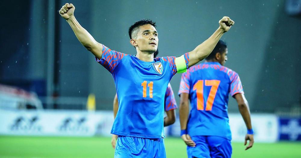 Sunil Chhetri FIFA 17