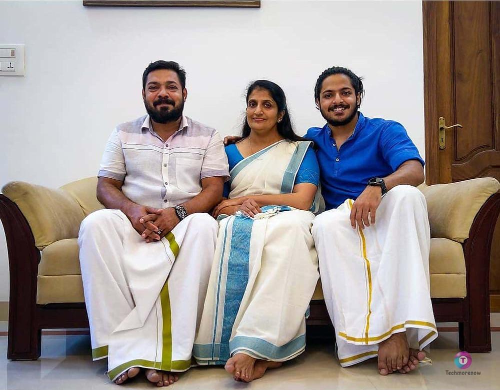 Naveen Razak Family