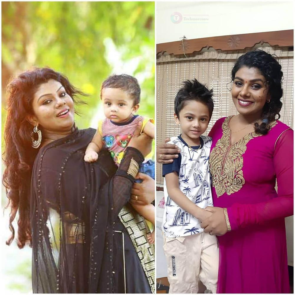 Lekshmi Jayan Song Aaroh