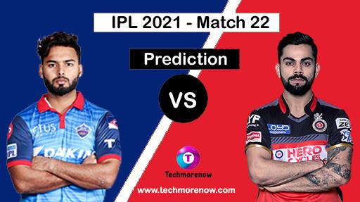 DC Vs RCB Dream11 Prediction