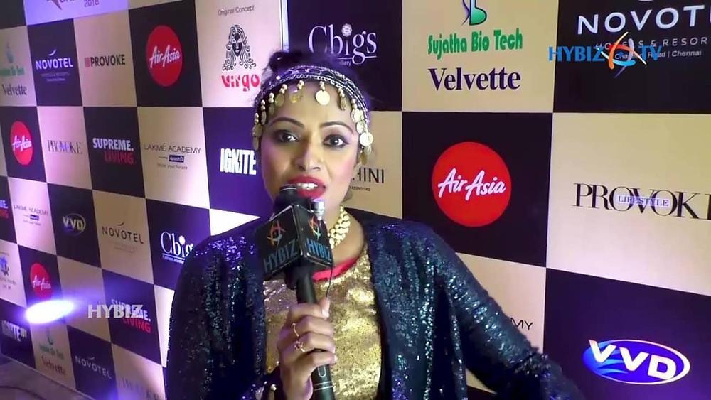 Aarthi Ramkumar Images