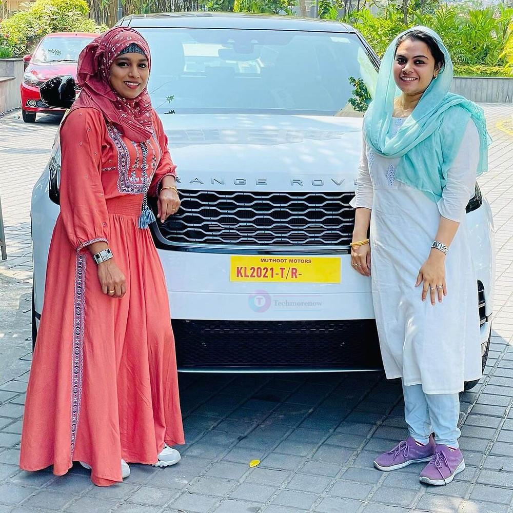 majiziya bhanu Car