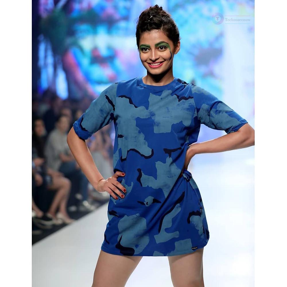 Miss Delhi Manis Sehgal