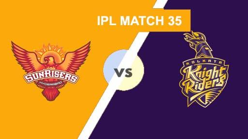 SRH vs KKR Team Prediction