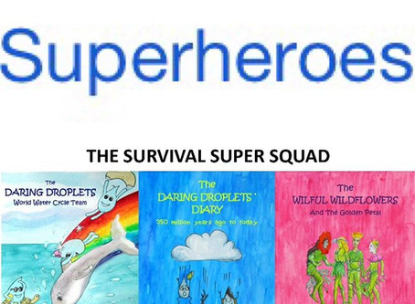 What Makes The Survival Super Squad Superheroes