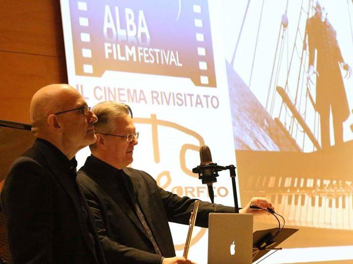 con Giuseppe Nova