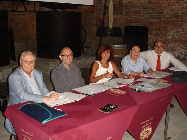 con Marcello Abbado, Giulio Franzetti e Marlaena Kessick