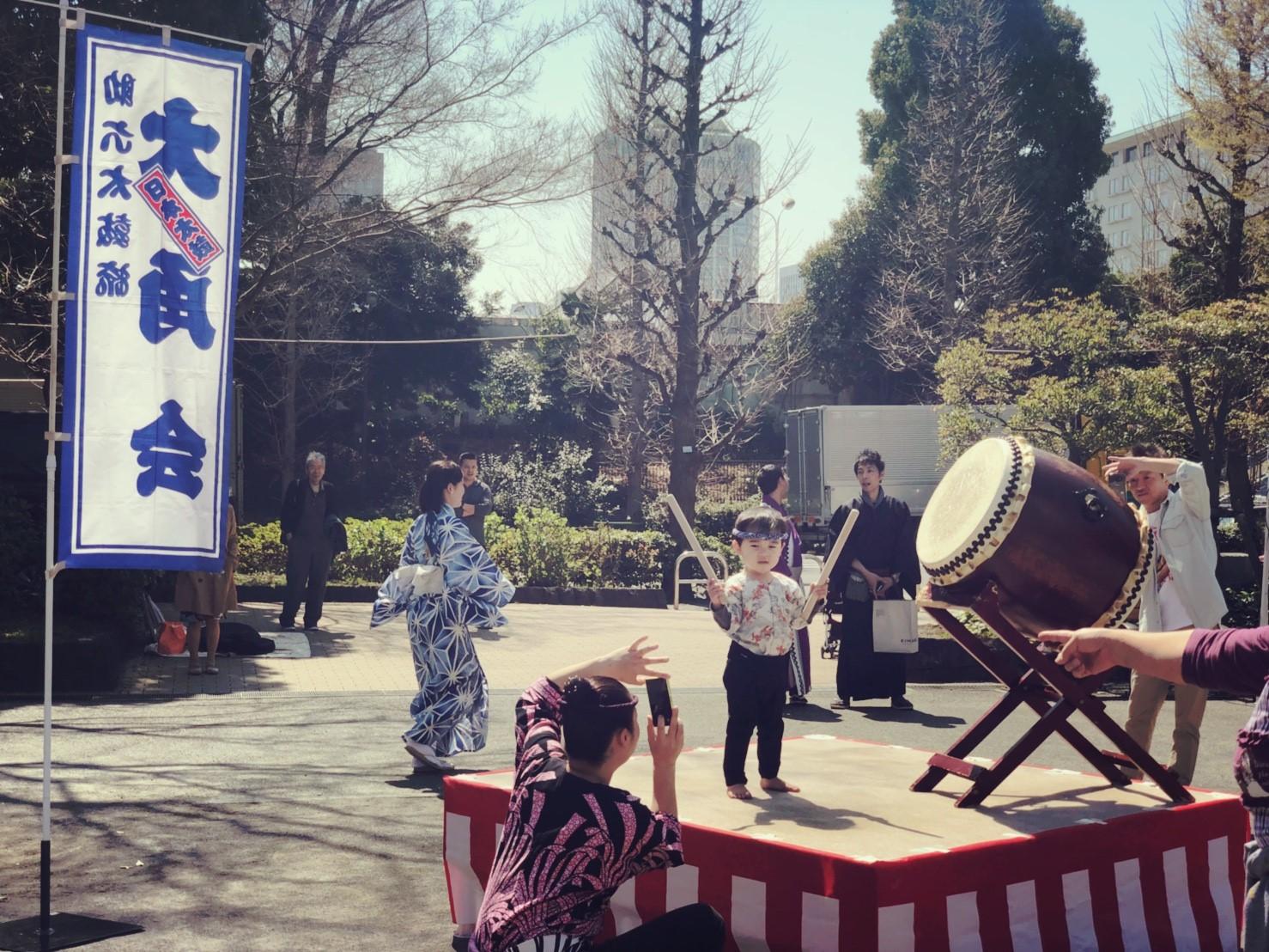 2018/03/25 芝公園盆踊り大会_180325_0009