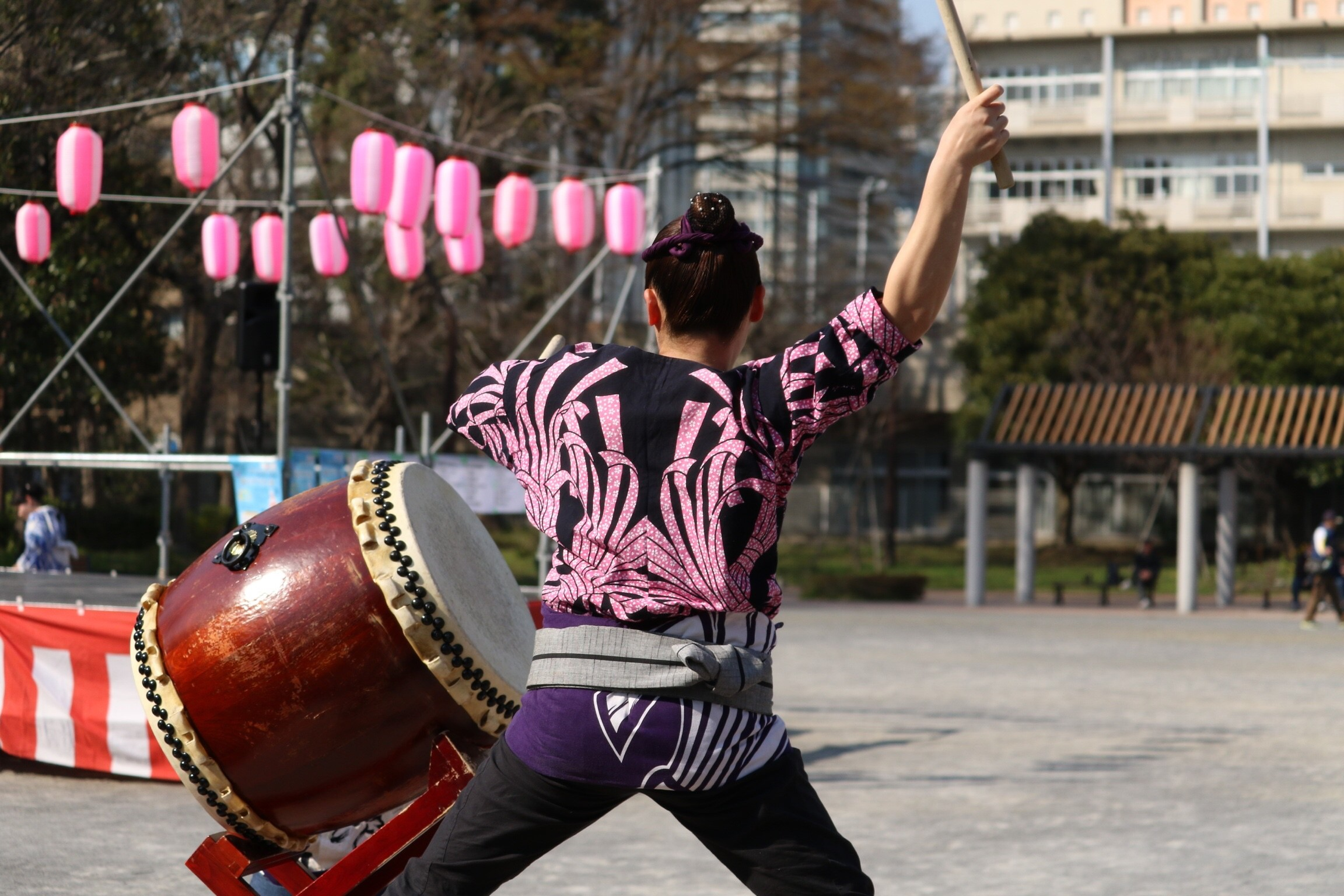 2018/03/25 芝公園盆踊り大会_180325_0087
