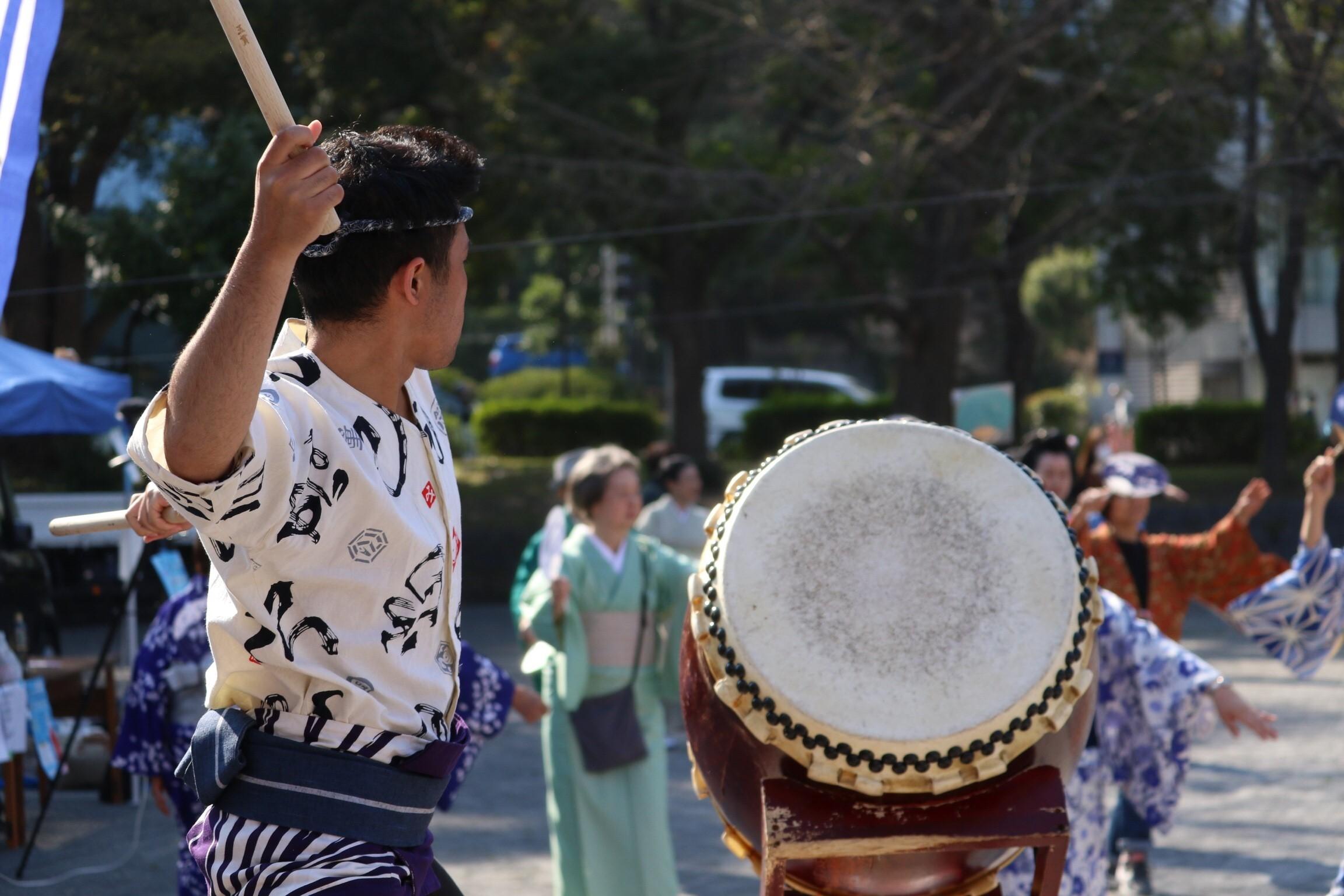 2018/03/25 芝公園盆踊り大会_180325_0094