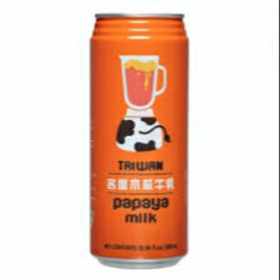 名屋木瓜牛乳 Taiwan Papaya Milk (500ml)