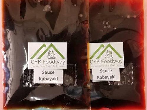 Sauce Kabayaki Homemade